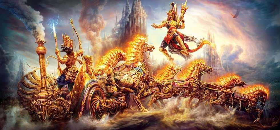 5 Most Destructive Weapons of Hindu Mythology