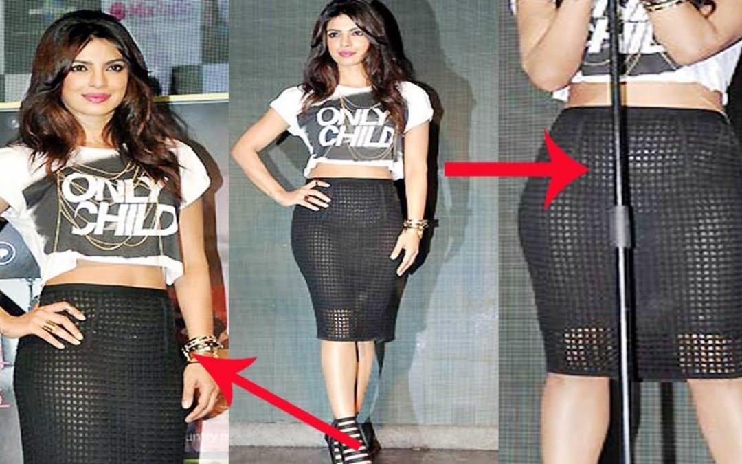 6 Most Shocking Wardrobe Malfunctions of Bollywood Celebrities